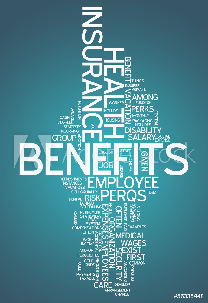 excellent employee benefits and compensation